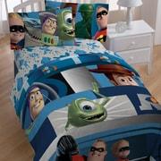 Disney Pixar Filmstrip Twin Comforter