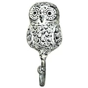 MarktSq Owl Wall Hook; White