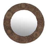 Jeffan Buzz Round Mirror; Medium