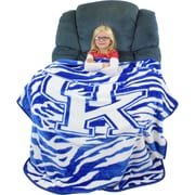 College Covers Kentucky Wildcats Throw Blanket