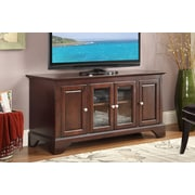 A&J Homes Studio Cherry TV Stand