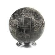 Authentic Models Vaugondy Globe; Black