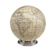 Authentic Models Vaugondy Globe; Ivory