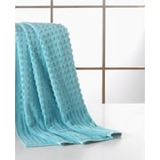 Ottomanson Pure Piano Bath Towel; Aqua Blue