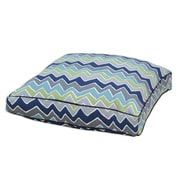 Brite Ideas Living See Saw Felix Corded Pet Bed w/ Covered Zipper; Small (23'' L x 21'' W)