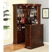 Hokku Designs Portafin Curio Cabinet