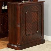 Hokku Designs Portafin Bar with Wine Storage