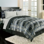 Royale Linens Jameson Comforter Set; Full