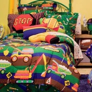 Royale Linens Tyler's Toy Chest Bed in a Bag Set; Full
