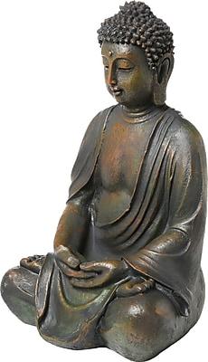 Alpine Buddha Garden Statue WYF078276753950