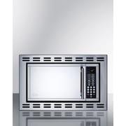 Summit Appliance 0.9 Cu. Ft. 900W Built-In Microwave