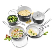 GreenPan Padova 10-Piece Non-Stick Cookware Set