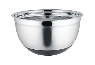 Home Basics Stainless Steel Mixing Bowl; 2.5
