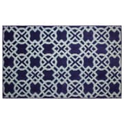 Jean Pierre Tazo Navy/Mineral Blue Area Rug