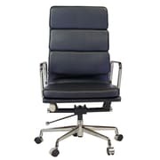 Design Tree Home Mid Century High-Back Executive Office Chair