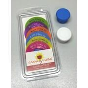 CapaBunga 8 Piece Glassware Marker Set