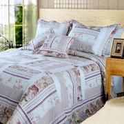 DaDa Bedding Blossoming Quilt Set; King