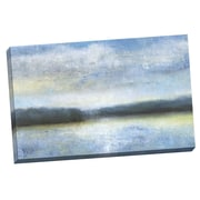 Portfolio Canvas Silver Day by Williams Painting Print on Wrapped Canvas