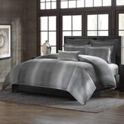 Metropolitan Home Shagreen 3 Piece Comforter Set; Queen