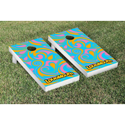 Victory Tailgate NCAA Loudmouth KeyWest Cornhole Game Set
