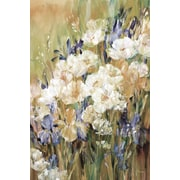 Portfolio Canvas Spring Drift by Carson Painting Print on Wrapped Canvas