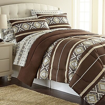 Shavel Comforter Set; Full WYF078278381094