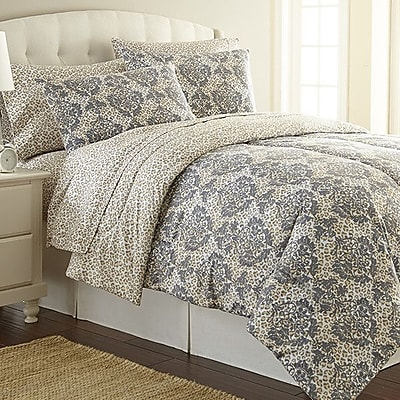 Shavel Comforter Set; Full/Queen WYF078278381097