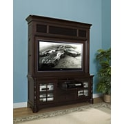 Fairfax Home Collections Barton Park TV Stand; Vintage Malbec