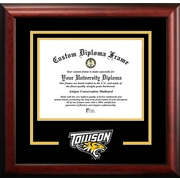 Campus Images NCAA Towson Tigers Spirit Diploma Picture Frame