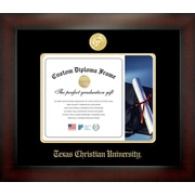 Campus Images NCAA Texas Christian University Infinity Diploma Picture Frame
