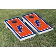 Victory Tailgate NCAA Florida UF Gators Border Logo Version 1 Cornhole Game Set