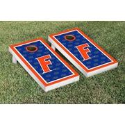 Victory Tailgate NCAA Florida UF Gators Border Logo Version 2 Cornhole Game Set