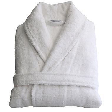 Linum Home Textiles Terry Cotton Bathrobe; Small / Medium