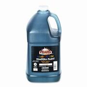 DIXON TICONDEROGA CO. Ready-to-Use Tempera Paint, Black, One Gallon