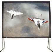Buhl Matte White 100'' diagonal Fixed Frame Projection Screen