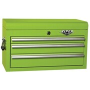 Viper Tool Storage 26''W 3-Drawer Top Chest