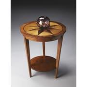 Butler Loft End Table; Honey