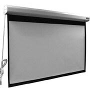 Vutec Elegante Matte White 110'' diagonal Electric Projection Screen
