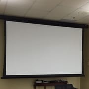 Elite Screens CineTension2 White Electric Projection Screen; 139'' diagonal