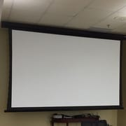 Elite Screens CineTension2 White Electric Projection Screen; 106'' diagonal