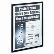 DAX MANUFACTURING INC. Metro Series Poster Wood Frame, 18'' x 24''