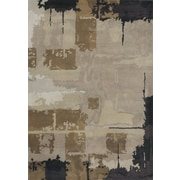 Momeni Impressions Storm Gray Rug; Runner 2'6'' x 8'