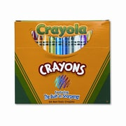 Crayola Classic Color Pack Crayons (64/Box)