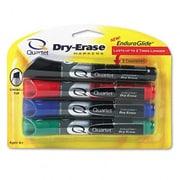 Quartet Enduraglide Dry Erase Markers (Set of 4)