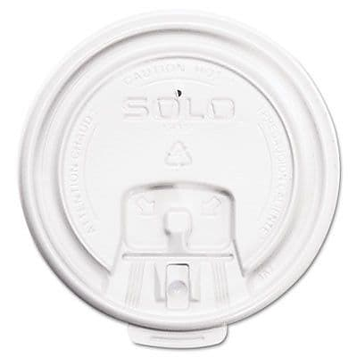 Solo Cups Company Hot Cup Lids, 1000/Carton WYF078277506669