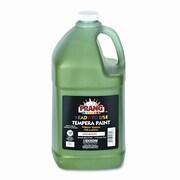 DIXON TICONDEROGA CO. Ready-to-Use Tempera Paint, Green, One Gallon