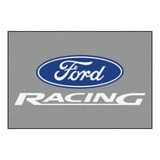 FANMATS Ford - Ford Racing Tailgater Mat; 4' x 6'