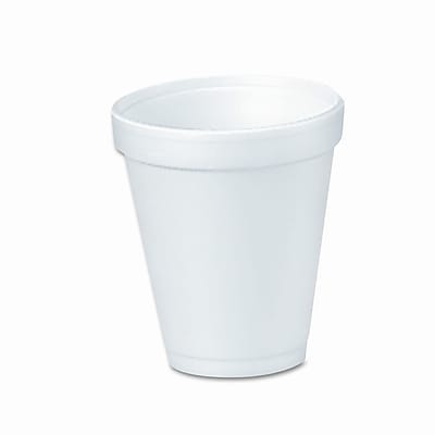 Dart Container Corp. Drink Foam Cups, 4