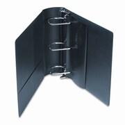 SAMSILL CORPORATION Top Performance Dxl Locking Binder with Label Holder, 4'' Capacity