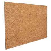 ELMER'S PRODUCTS, INC. Elmer's Cork Foam Wall Mounted Bulletin Board, 0.2' H x 2' W